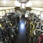 Nuova legge obbliga i treni a portare le bici
