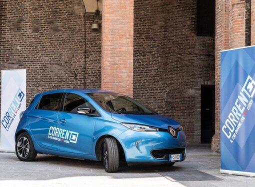 Bologna: car sharing, pronto il debutto di CORRENTE