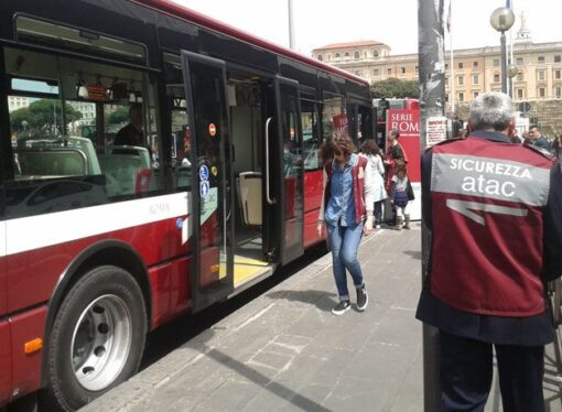 Atac: 600 conducenti nominati agenti di polizia amministrativa