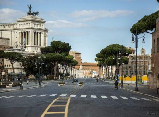 Roma: l'impatto Covid 19 sulla mobilità