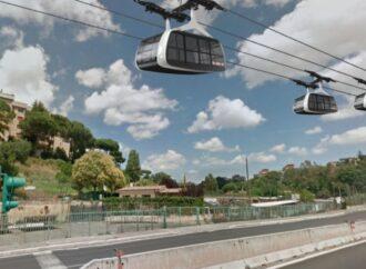 Roma: Raggi, via libera al Progetto funivia