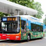 Bergamo: didattica in presenza, servizio regolare su Autobus, funicolari e tram