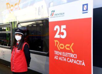 """Campania: consegnato il secondo treno """"Rock"""""""