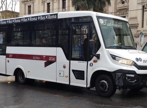 Atac: avviata procedura per l'acquisto di due minibus in autofinanziamento