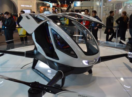 La spinta del venture capital alla mobilità aerea urbana