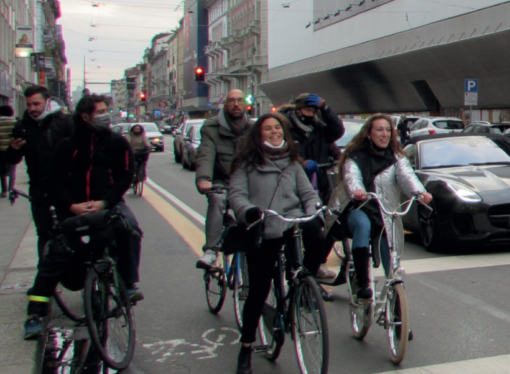 """FIAB: consegnato a 140 sindaci il vademecum """"Dare strada alle biciclette"""""""