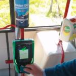 Bologna: Tper, parte il pagamento a bordo del bus con carta di credito e bancomat