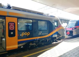 Liguria: nuovi treni, consegnati un Pop e un Rock
