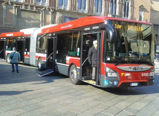 Bologna: Tper, mezzi all'80%