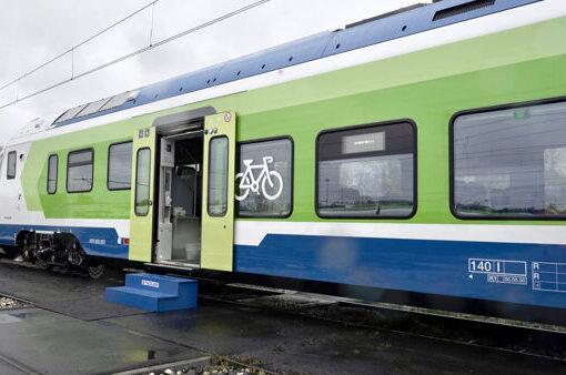 """Lombardia: FNM, il treno ibrido diesel-elettrico """"Colleoni"""" muove i primi passi"""