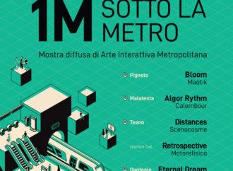 """Atac: una """"galleria d'arte digitale"""" in Metro C"""