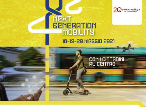 """Il messaggio finale di Next Generation Mobility: """"la mobilità va progettata partendo da finalità e risorse""""."""