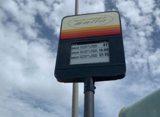 Agrigento: Autolinee Gallo, installata nuova palina digitale