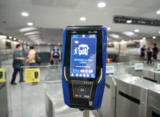 Torino: biglietti a bordo, piace il pagamento contactless