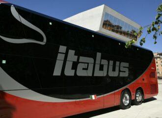 Debuttano oggi i bus rossi di Itabus