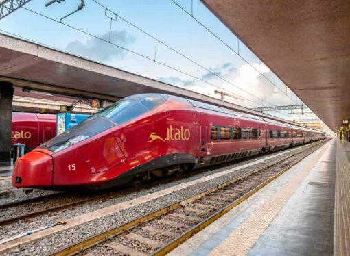 Italo sbarca in Sicilia con Blujet