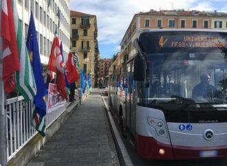 Tpl: Sindacati, a Roma presidio lavoratori per il contratto