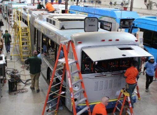 Il rapporto di Anfia sul mercato dei veicoli industriali e sugli autobus