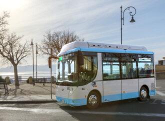 Cagliari: Ctm, la linea 11 diventa completamente elettrica con i minibus 100% elettrici