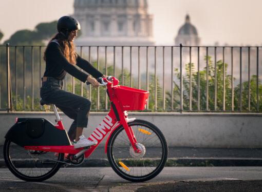 Roma corre in bici, iniziata sperimentazione pubblica della App