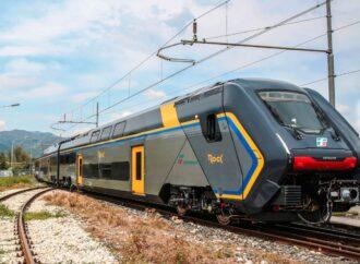 Toscana: Fs, consegnato l'ottavo treno regionale Rock