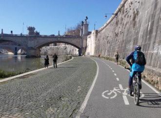 """Roma: attiva l'app """"Roma corre in bici"""""""