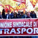 Trasporto Pubblico Locale: indetto dal sindacato USB per venerdì 17 settembre sciopero nazionale di 24 ore