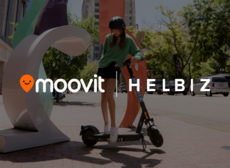Helbiz e Moovit ampliano la loro partnership globale