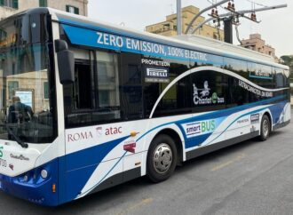 Roma: SmartBUS, un e-bus rivoluzionario