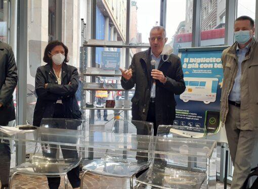 Bologna: Tper, biglietti con Carte bancarie su tutte le linee urbane di bus