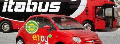 Mobilità integrata: accordo tra Enjoi e Itabus