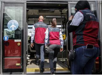 Roma: Atac, guardie giurate a bordo con i verificatori